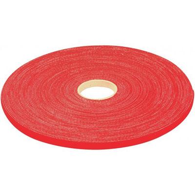 ROULEAU LIEN AUTO AGRIPPANT rouge 10 mm en 20 m