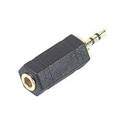 Adaptateur stéréo Jack 3.5 mm vers Jack 2.5 mm (photo)