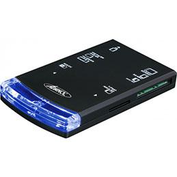 Lecteur de cartes mémoire et cartes SIM USB 2.0 (photo)