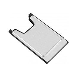 Lecteur de cartes CompactFlash sur PCMCIA (photo)