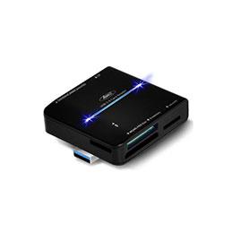 Lecteur de cartes mémoire USB 3.0 6 en 1 (photo)
