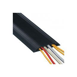 DATAFLEX 31153 PASSAGE PLANCHER NOIR 1,5 m