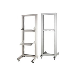 Bâti rack 42U Gris (photo)