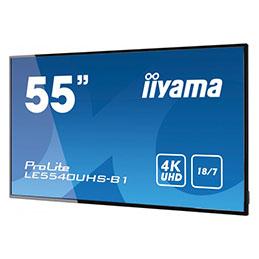 IIYAMA afficheur professionnel 55