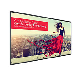 PHILIPS afficheur professionnel 75 75BDL3000U/00 UHD 16/7 paysage