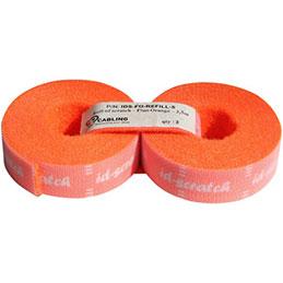 Patchsee id scratch lot de 2 recharges de 25m orange