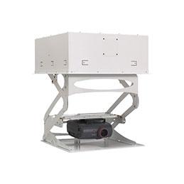 Support de plafond motoris pour vid oprojecteur achat pas cher - Support videoprojecteur faux plafond ...
