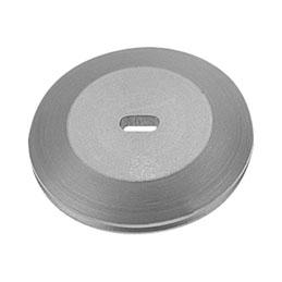 Securityxtra encoche K-lock 40 mm ALU autocollante iPad/MacBook (photo)