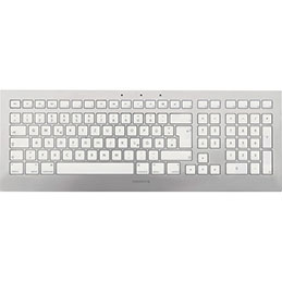 CHERRY Clavier STRAIT 3.0 For MAC USB argent (photo)
