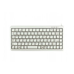 CHERRY Clavier compact G84-4100 USB/PS2 gris QWERTY (US) (photo)