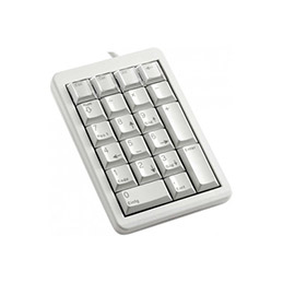 Cherry pave numerique usb gris (photo)