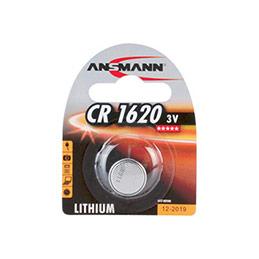 Bouton CR1620 3 v - lithium (photo)