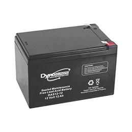 Batterie au plomb 12v 7,5 ah (photo)
