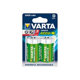 Batterie HR20 d 3000 mah l blister de 2 (photo)