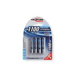 Batteries nimh LR03 aaa (photo)