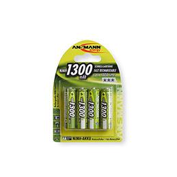 Batteries nimh LR06 aa (photo)