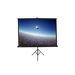 Ecran trepied 1:1 70'' pour videoprojection (photo)