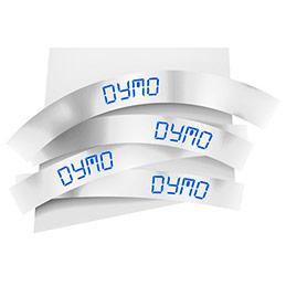 Ruban 9MM bleu sur blanc pour LP150/250-LM350/450/210D/220P (photo)