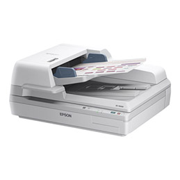 Epson WorkForce DS-70000 - Scanner de documents - Recto-verso - A3 - 600 dpi x 600 dpi - jusqu'à 70 ppm (mono) / jusqu'à 70 ppm (couleur) - Chargeur automatique de documents (200 feuilles) - jusqu'à 8000 pages par jour - USB 2.0 (photo)