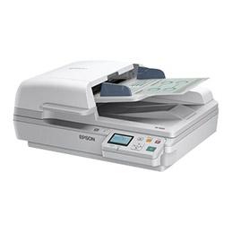 Epson WorkForce DS-7500N - Scanner de documents - Recto-verso - A4 - 1200 dpi x 1200 dpi - jusqu'à 40 ppm (mono) / jusqu'à 40 ppm (couleur) - Chargeur automatique de documents (100 feuilles) - jusqu'à 4000 pages par jour - USB 2.0, LAN (photo)