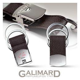 Porte-clefs Duette de Galimard - deux portes clés en un (photo)