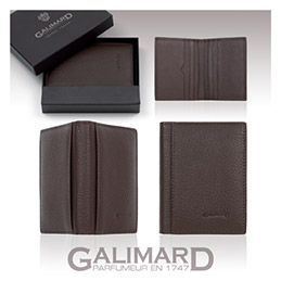 Porte-Cartes cuir Gallimard (photo)