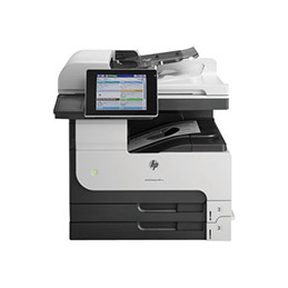 HP LaserJet Enterprise MFP M725dn - Imprimante multifonctions - Noir et blanc - laser - A3 (297 x 420 mm) (original) - A3/Ledger (support) - jusqu'à 41 ppm (copie) - jusqu'à 41 ppm (impression) - 600 feuilles - USB 2.0, Gigabit LAN, hôte USB, hôte USB (interne) (photo)