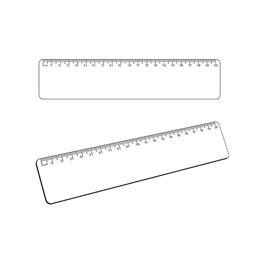 Règle MAGNET 20 cm (photo)