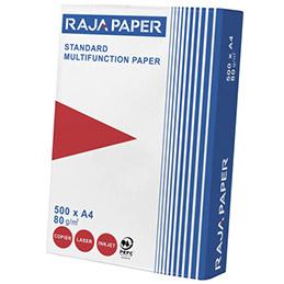 papier tr s blanc raja paper a4 80 g ramette de 500 feuilles achat pas cher. Black Bedroom Furniture Sets. Home Design Ideas