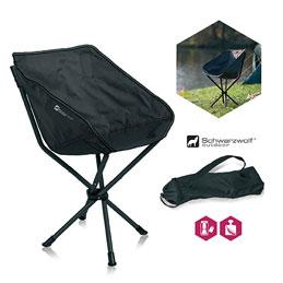 Chaise de camping SCHWARZWOLF (photo)