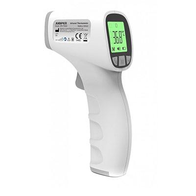 Thermomètre infrarouge sans contact (sans piles LR03 incluses)