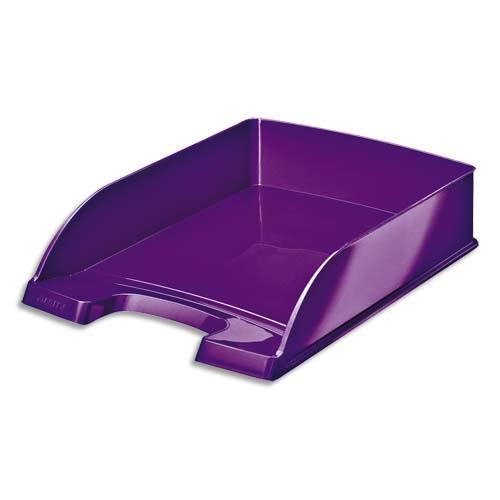 Corbeille courrier leitz wow violet achat pas cher - Corbeille a courrier pas cher ...