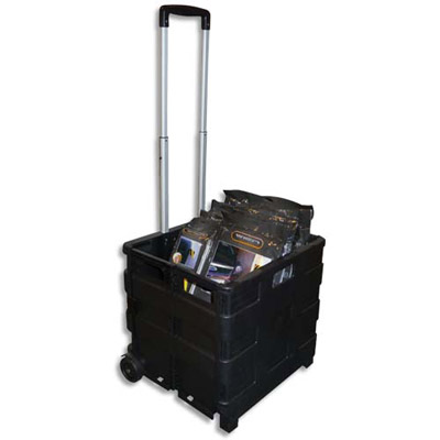 Casier Trolley en plastique - charge maxi 35 Kg