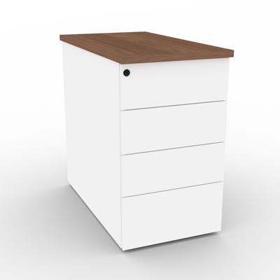 caisson hauteur de bureau m tallique multigamme. Black Bedroom Furniture Sets. Home Design Ideas