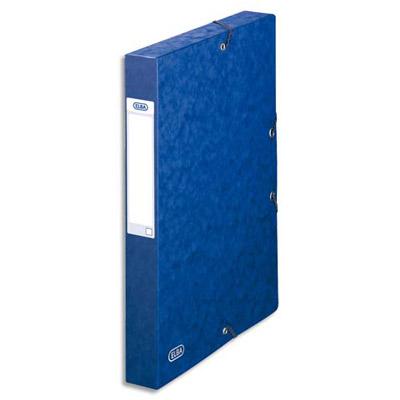 boite de classement eurofolio carte grain e 7 10e dos 4 cm bleu achat pas cher. Black Bedroom Furniture Sets. Home Design Ideas