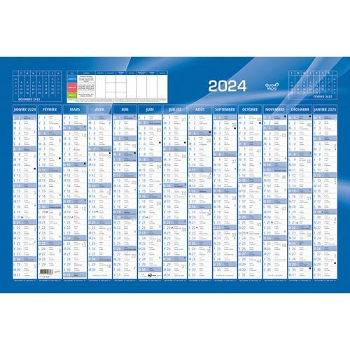 Achat Calendrier 2020.Calendrier 2020 Mural 12 Mois Sur Une Face Format 65 X 43 Cm Details