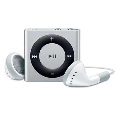 ipod shuffle 2 go argent achat pas cher. Black Bedroom Furniture Sets. Home Design Ideas