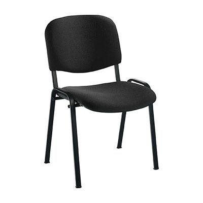 chaise collectivite anthra tissu. Black Bedroom Furniture Sets. Home Design Ideas