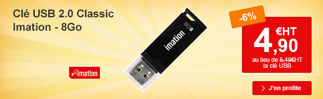 Cl� USB 2.0 Classic Imation