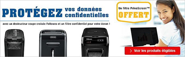Offre fellowes