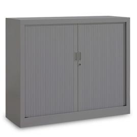 armoire basse démontables 2 tablettes + rail